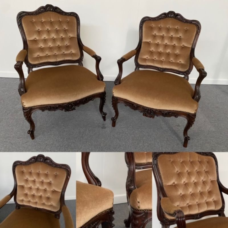 COUPLE CHAIRS